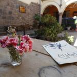 O quintal e o cardápio do El Hada