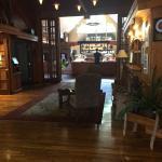Seasons Restaurant - looking toward breakfast buffet