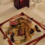 Chefs  dinner- one of a kind of a creations-a must visit for all! Chef Kevin is 110% on point!!