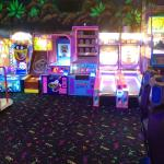Lots of games for all ages!