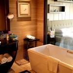 Foto de Sheraton Shanghai Waigaoqiao Hotel