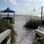 beach house to rent jet skiis, beach lounges, etc.