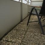 Dachterrasse/ balkon