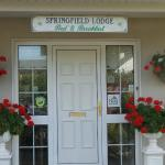 Springfield Lodge Bed & Breakfast Foto