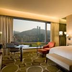 Crowne Plaza Hong Kong Causeway Bay - Racecourse View Room