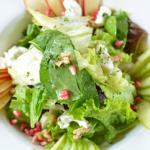Apple Pear Salad