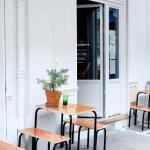 Café restaurant supernature 15 rue de Trévise 75009