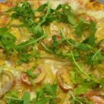 Fillet Pizza