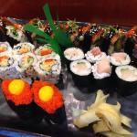 Expert sushi chefs