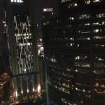 Super Aussicht aus dem 20. Stock.