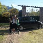 Casona y Cabanas Rio Mendoza Picture