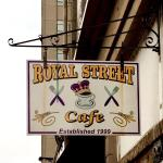 Royal Street Cafeの写真