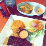 La comida super rica!!