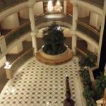 large atrium