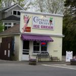 Captain Dusty's Ice Cream