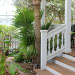 Cottage property garden
