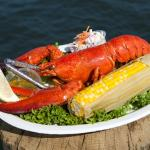 Lobster in the rough - our specialty