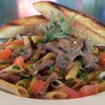 Wednesday Steak Night - Steakhouse Pasta