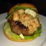 Steak & Lobster Burger Special