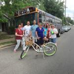Foto de Green Fleet Bicycle Tours