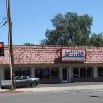 Mazatlan Grill, Exterior - Susanville, California.