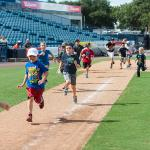 Kid's Run the Bases!