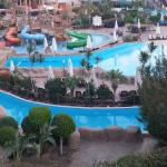 Coral Sea Aqua Club Resort main pool - Skinkmeister