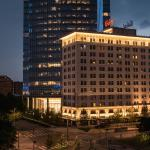 The Colcord Hotel is situated in the heart of downtown Oklahoma, near many attractions and event