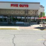 Five Guys, Vernon Hills, IL
