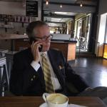 Cappuccino and Business Calls