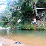 Foto de Wairua Lodge - The Hidden River Valley