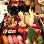 Lovely sushi