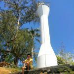 The Moreno Traveller   Afga Point Lighthouse