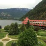 Foto de Three Valley Lake Chateau & Ghost Town
