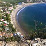Vista playa San Juan Del Sur