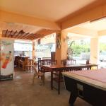Borneo Beachouse Chilling Corner with Pool Table and wi-fi