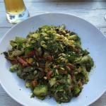 AMPANELLE CON VERDURE for vegetarians *DELICIOUS!*