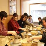 Målar- och keramikateljéer