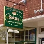 MV Gourmet Bakery, home of Back Door Donuts.