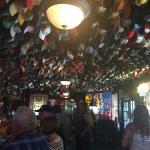 Giusti's colourful bar scene