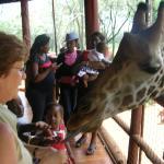 Foto de Ole - Sereni Hotel, Nairobi