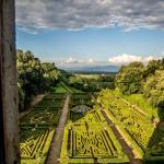 Il Giardino Storico fatto realizzare da Ottavia Orsini di Bomarzo nel 1611.