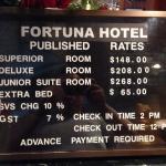 Foto de Fortuna Hotel