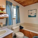 1 Bedroom Executive - Bathroom
