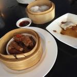 Dim sums: Chicken feet & dumplings