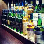 A few from our Ardbeg lineup. Peaty heaven!