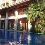 Foto de Thanthip Beach Resort