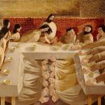 The Last Supper, 1920  Stanley Spencer Gallery