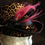 Soft Top Hat in vintage fabric