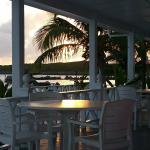 Restaurant at Orchid Bay Yacht Club and Marina Foto